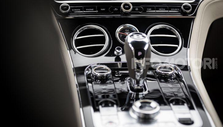 Nuova Bentley Continental GT 2018: la prova della Gran Turismo perfetta - Foto 36 di 48