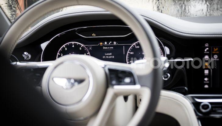 Nuova Bentley Continental GT 2018: la prova della Gran Turismo perfetta - Foto 38 di 48
