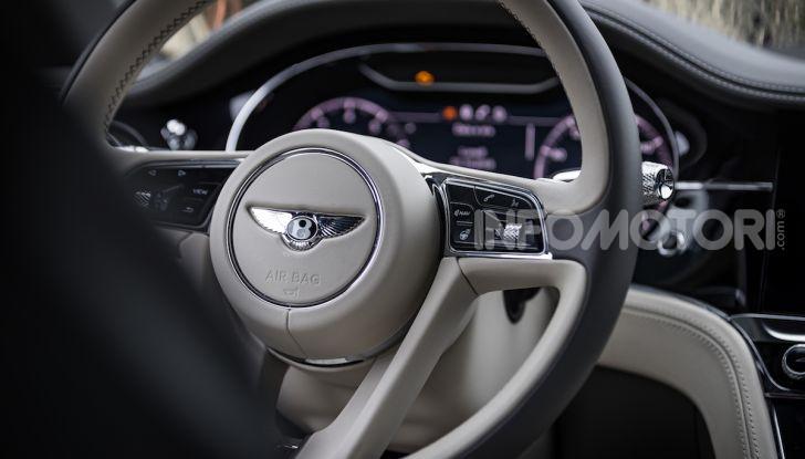 Nuova Bentley Continental GT 2018: la prova della Gran Turismo perfetta - Foto 39 di 48