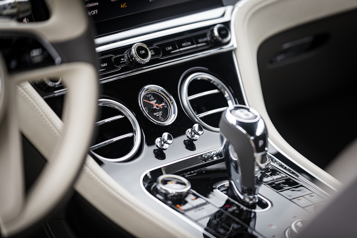 Bentley Continental GT 2018 Test Drive