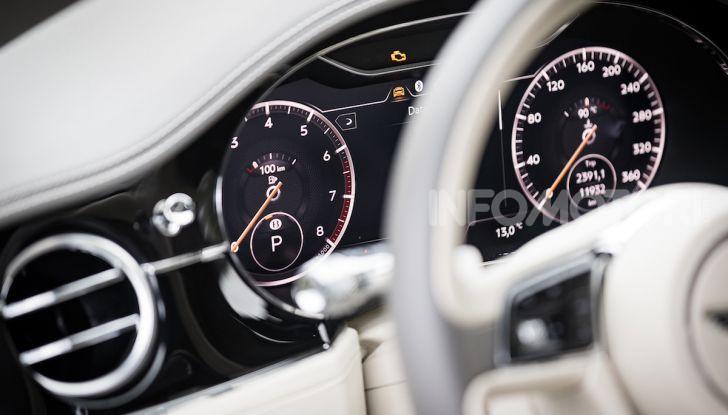 Nuova Bentley Continental GT 2018: la prova della Gran Turismo perfetta - Foto 45 di 48