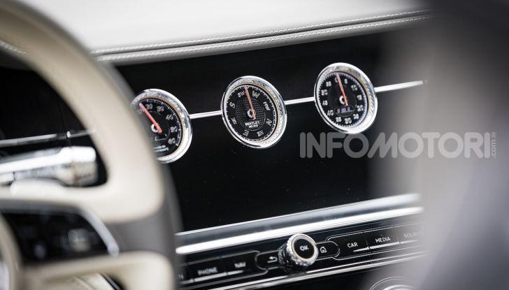 Nuova Bentley Continental GT 2018: la prova della Gran Turismo perfetta - Foto 46 di 48