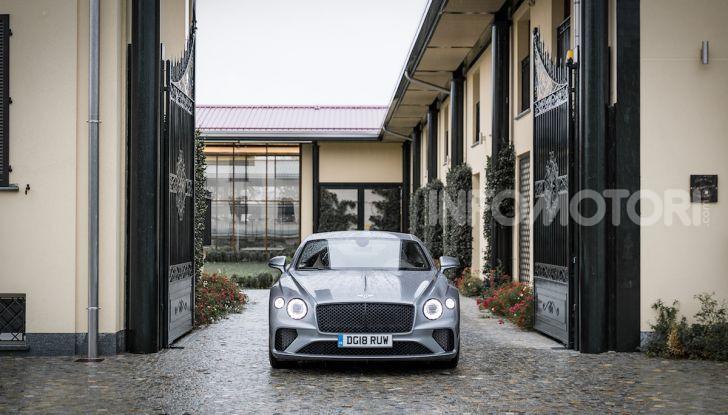 Nuova Bentley Continental GT 2018: la prova della Gran Turismo perfetta - Foto 48 di 48