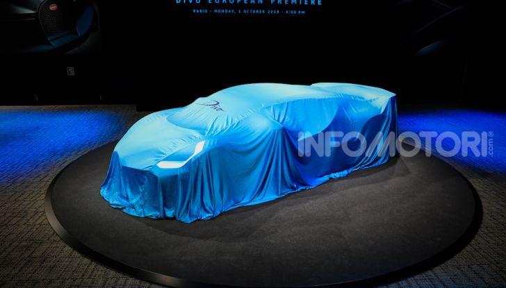 Bugatti Divo - Foto 10 di 39