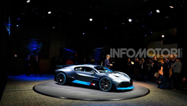 Bugatti Divo - Foto 17 di 39