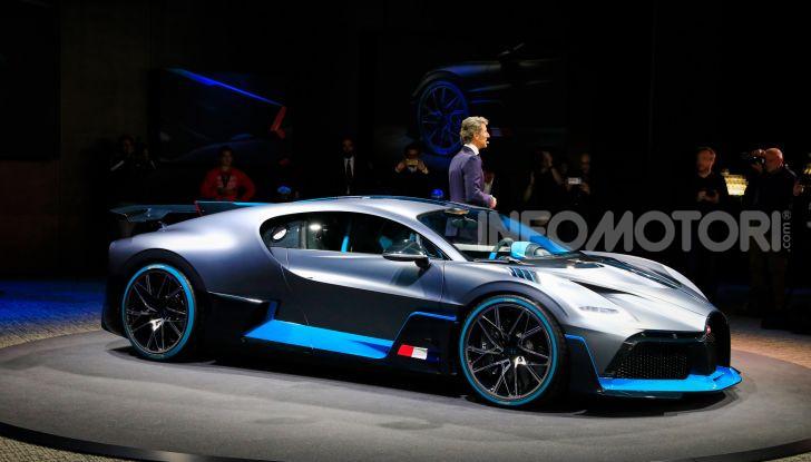 Bugatti Divo - Foto 1 di 39
