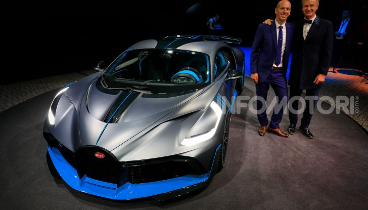 Bugatti Divo - Foto 18 di 39