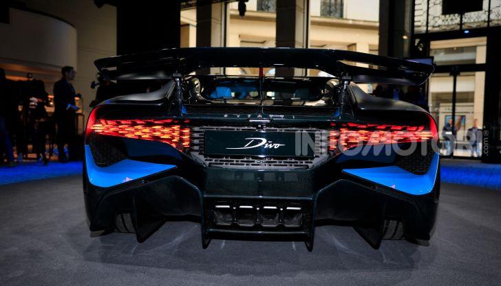 Bugatti Divo - Foto 20 di 39