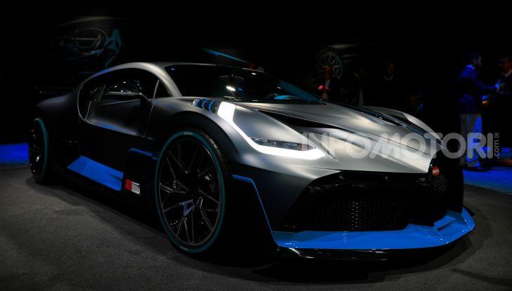 Bugatti Divo - Foto 21 di 39