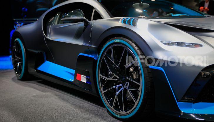 Bugatti Divo - Foto 2 di 39