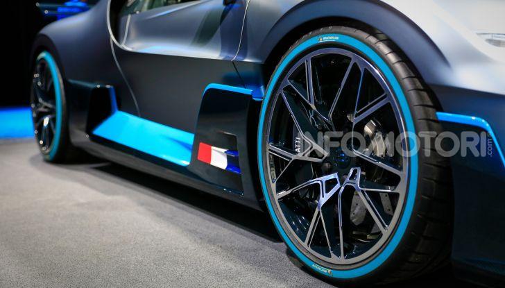 Bugatti Divo - Foto 9 di 39