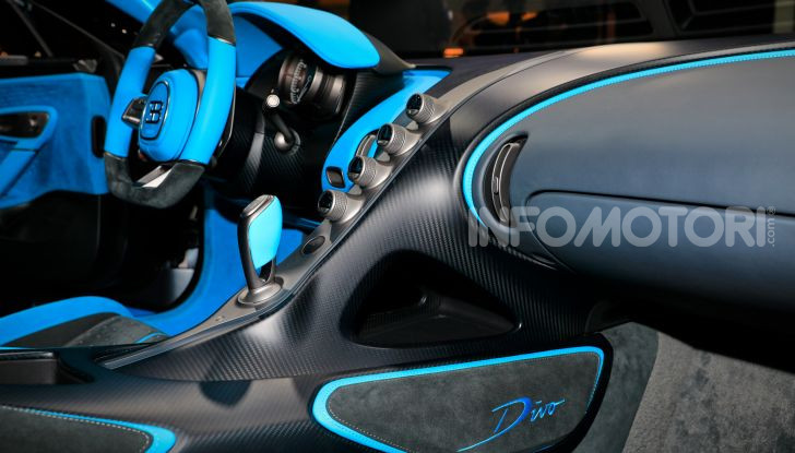 Bugatti Divo - Foto 24 di 39