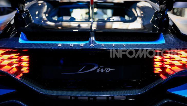 Bugatti Divo - Foto 26 di 39