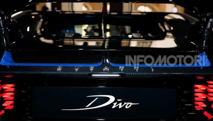 Bugatti Divo - Foto 27 di 39