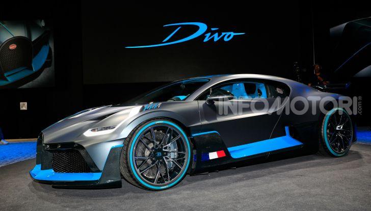 Bugatti Divo - Foto 7 di 39