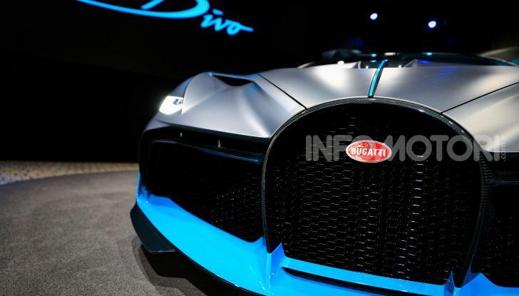 Bugatti Divo - Foto 34 di 39