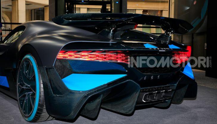 Bugatti Divo - Foto 35 di 39