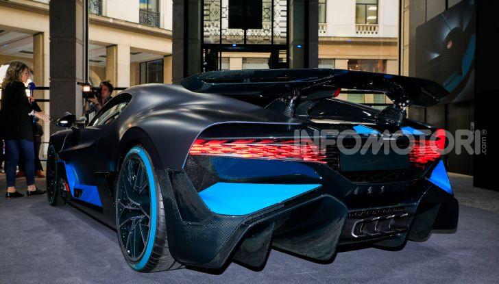 Bugatti Divo - Foto 36 di 39
