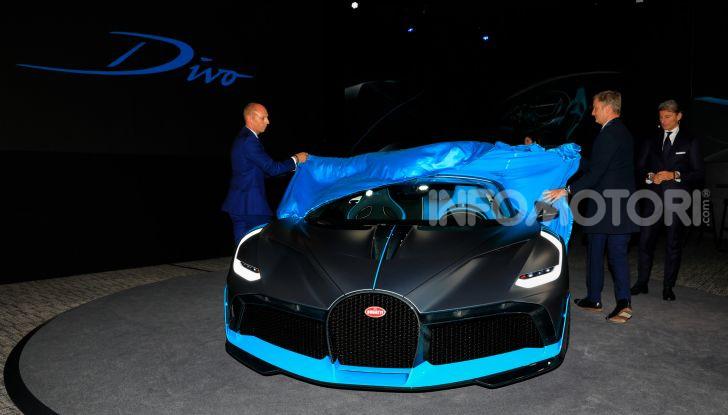 Bugatti Divo - Foto 12 di 39