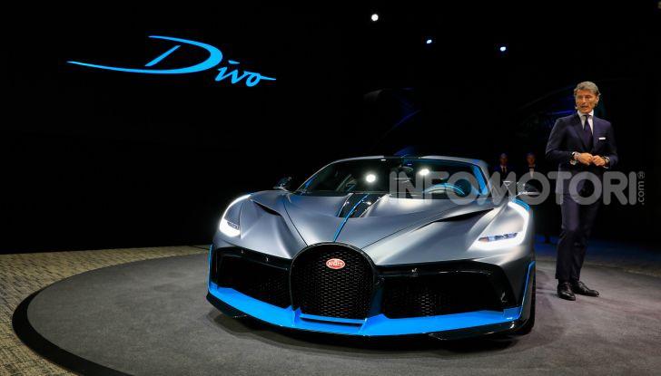 Bugatti Divo - Foto 13 di 39