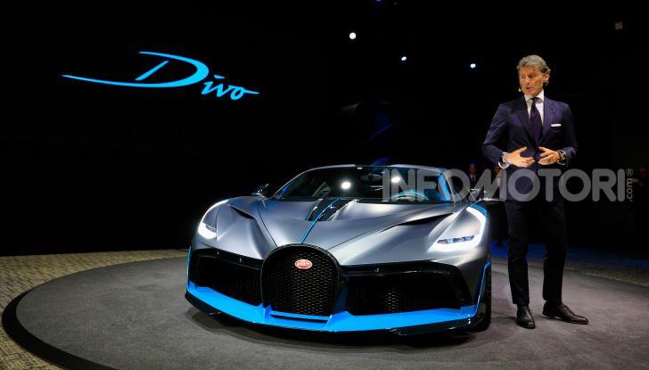 Bugatti Divo - Foto 32 di 39