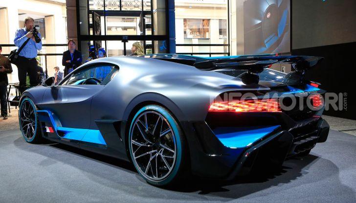 Bugatti Divo - Foto 38 di 39