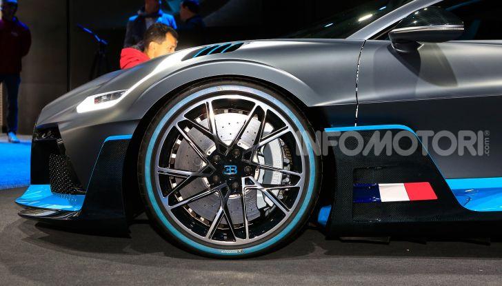 Bugatti Divo - Foto 11 di 39