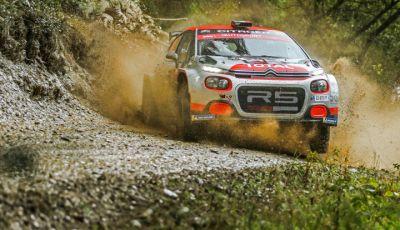 WRC2 Gran Bretagna 2018: un apprendimento importante per la Citroën C3 R5