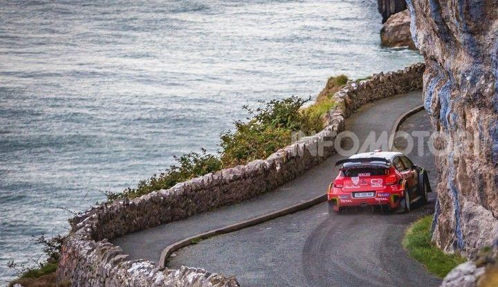 WRC Gran Bretagna 2018 – giornata 3: Craig Breen chiude quarto assoluto. - Foto  di