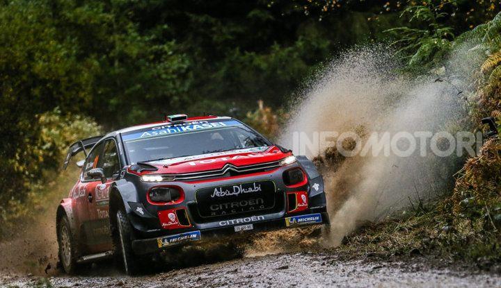 WRC Gran Bretagna 2018 – giornata 1: risultato di tutto rispetto per Citroën - Foto  di