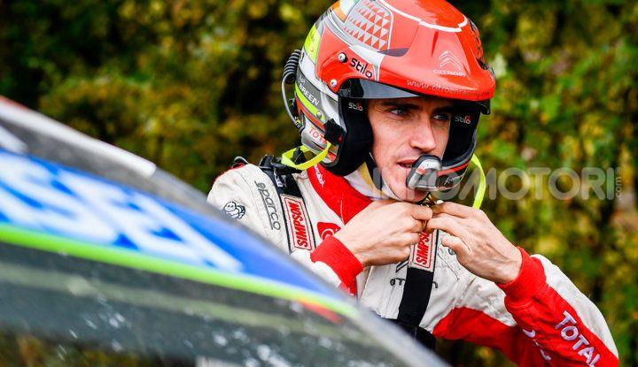 WRC Gran Bretagna 2018: la gara di Craig Breen raccontata dal suo ingegnere - Foto 1 di 2