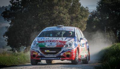 Peugeot Competition TOP 208: Ciuffi nuovo leader, ma il campione si decidera' a Verona