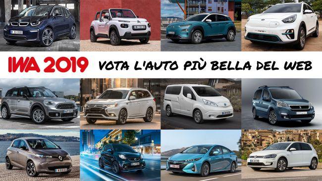 Oltre 10.000 auto elettriche circolano in Italia