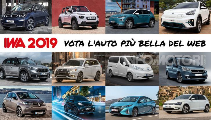 Oltre 10.000 auto elettriche circolano in Italia - Foto 1 di 22