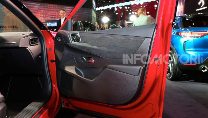 DS 3 Crossback, il SUV urbano ibrido ed elettrico - Foto 13 di 18