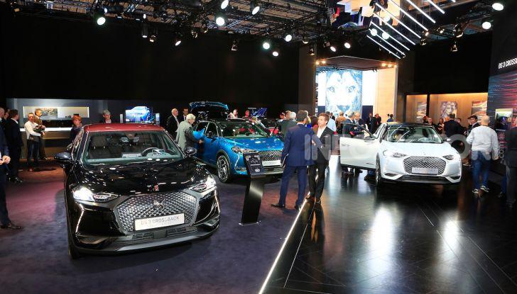 DS 3 Crossback, il SUV urbano ibrido ed elettrico - Foto 18 di 18