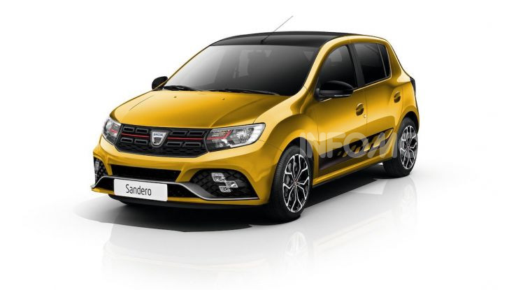 Dacia Sandero RS: la Hot Hatch low cost dall'America Latina - Foto 1 di 7