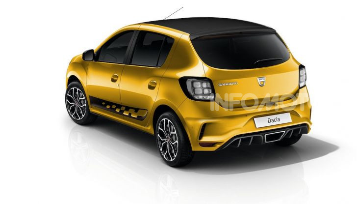 Dacia Sandero RS: la Hot Hatch low cost dall'America Latina - Foto 3 di 7