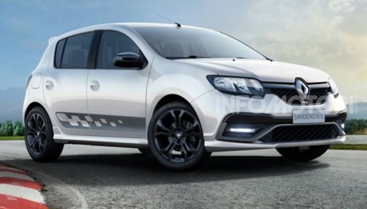 Dacia Sandero RS: la Hot Hatch low cost dall'America Latina - Foto 4 di 7
