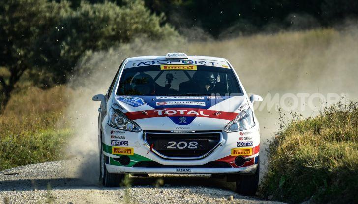 Le voci dal team Peugeot Sport Italia dopo il rally Adriatico - Foto 2 di 3