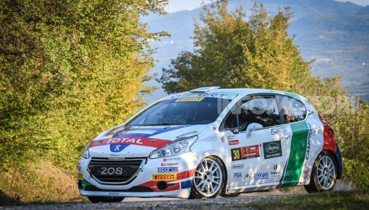 36° Rally 2 Valli  – Paolo Andreucci vince il Campionato Italiano Rally 2018 - Foto 6 di 8