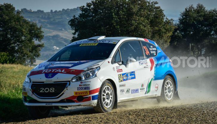 Rally dell'Adriatico – De Tommaso campione italiano rally junior 2018 - Foto 3 di 7
