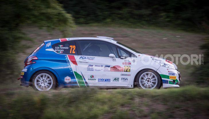 36° Rally Due Valli – Paolo Andreucci deve puntare in alto con la sua Peugeot 208 T16 - Foto 2 di 3