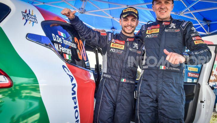 36° Rally 2 Valli  – Paolo Andreucci vince il Campionato Italiano Rally 2018 - Foto 8 di 8