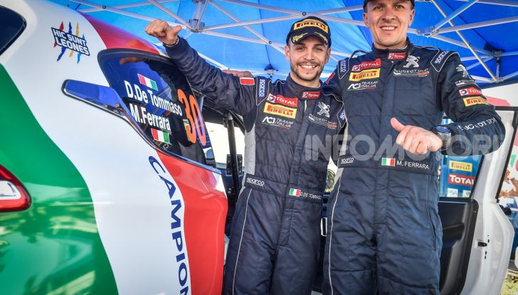 Damiano De Tommaso pigliatutto. Vince anche il campionato 2 Ruote Motrici con Peugeot - Foto 2 di 2