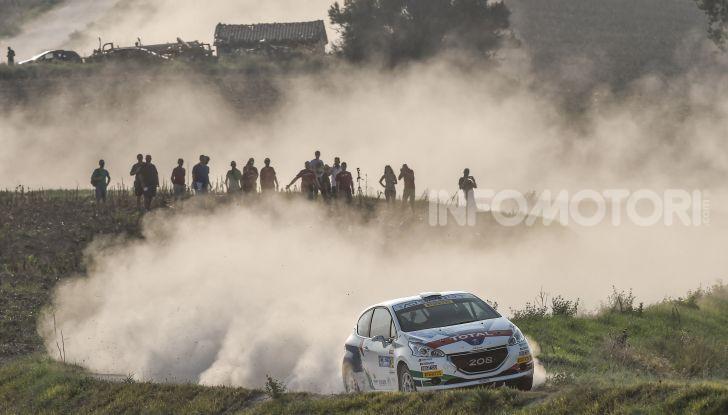 Rally dell'Adriatico – De Tommaso campione italiano rally junior 2018 - Foto 5 di 7