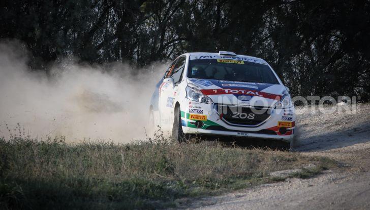 Rally dell'Adriatico – De Tommaso campione italiano rally junior 2018 - Foto 6 di 7