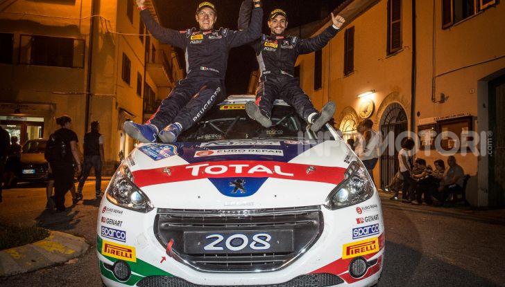 Rally dell'Adriatico – De Tommaso campione italiano rally junior 2018 - Foto 2 di 7