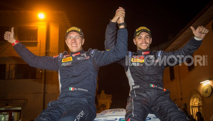 Rally dell'Adriatico – De Tommaso campione italiano rally junior 2018 - Foto 1 di 7