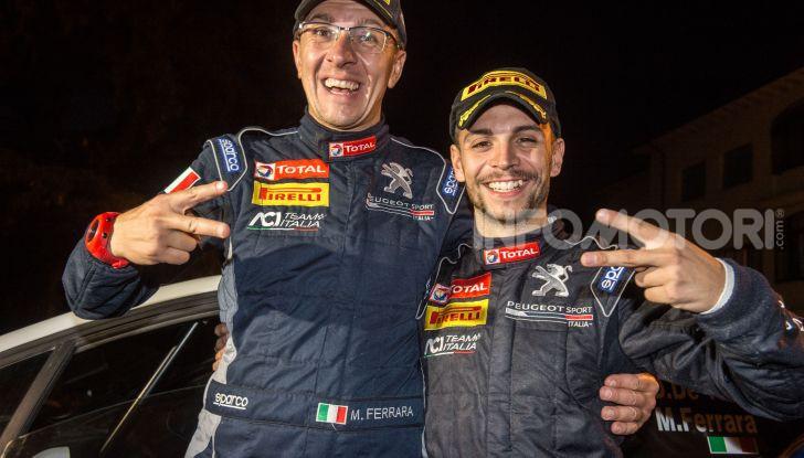 Le voci dal team Peugeot Sport Italia dopo il rally Adriatico - Foto 3 di 3